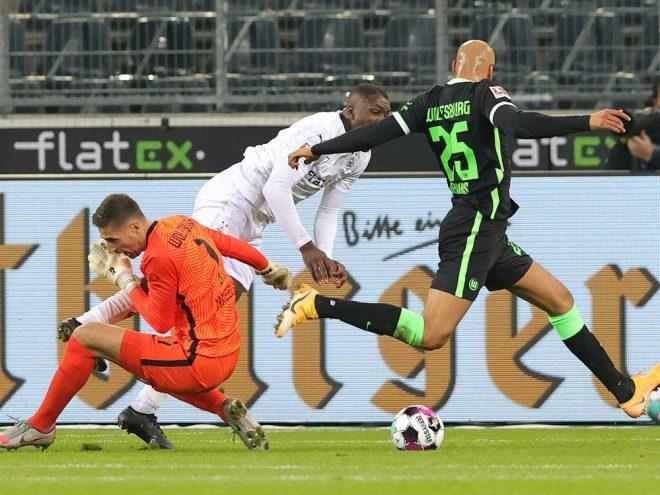 Umkämpfte Partie in Mönchengladbach endet Unentschieden