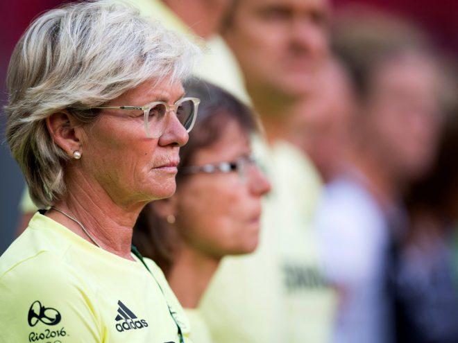 Die frühere Bundestrainerin Silvia Neid