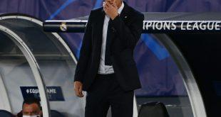 Zinedine Zidane hadert mit seinem Coaching gegen Donezk