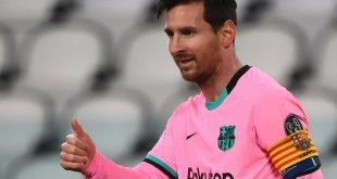 Lionel Messi erzielte gegen Juve seinen 117. CL-Treffer