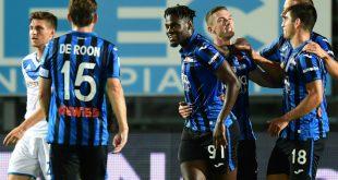 Atalanta Bergamo meldet positiven Covid-Fall