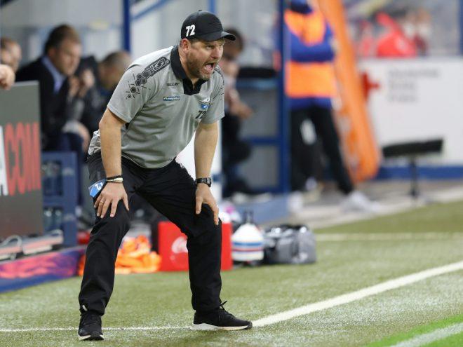 Trainer Baumgart und Paderborn bleiben im Tabellenkeller