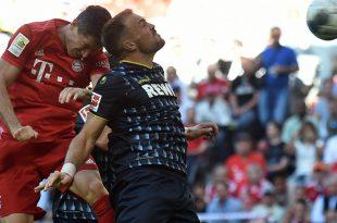 Bayern München ist klarer Favorit beim 1. FC Köln