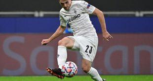Jonas Hofmann erzielte das 2:1 in Mailand