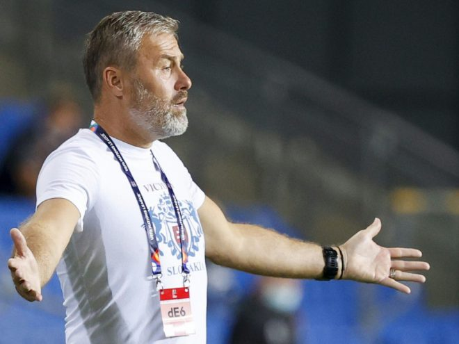 Slowakei: Nationaltrainer positiv auf Corona getestet