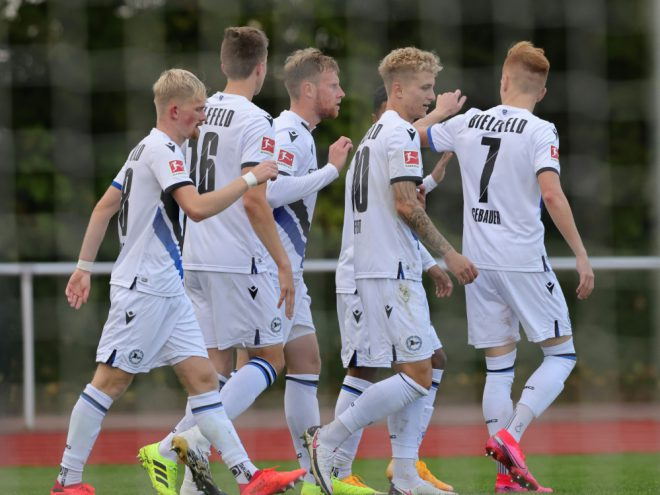 Bielefeld will gegen Bayern überraschen