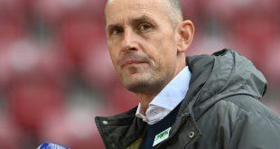 Heiko Herrlich fehlt Augsburg gegen Wolfsburg