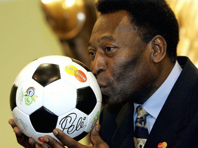 Der erste Weltstar des Fußballs: Pele wird 80