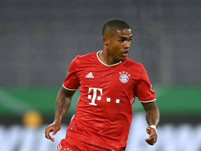 Douglas Costa ist zurück beim FC Bayern