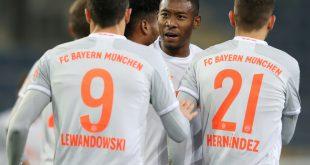 Das Spiel der Bayern gegen Atletico findet statt