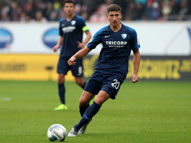 Vitaly Janelt verlässt den VfL Bochum