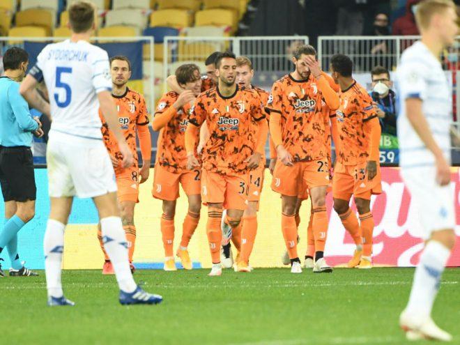 Der italienische Serienmeister gewann 2:0 gegen Kiew