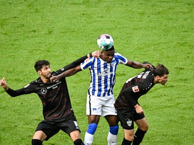 Stuttgart hat Hertha BSC im Griff und gewinnt mit 2:0