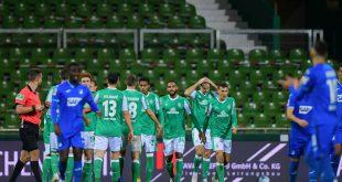 Werder Bremen holt einen Punkt gegen die TSG Hoffenheim