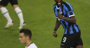 Europa League: Lukaku zum besten Spieler gewählt