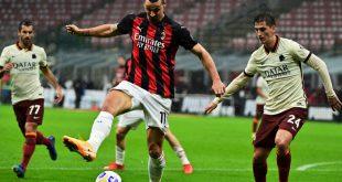 Milan verpasst Sieg trotz Doppelpack von Ibrahimovic