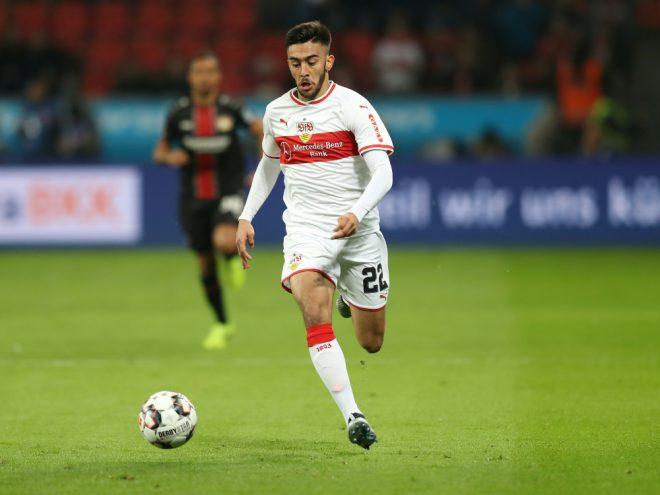 Nicolas Gonzalez könnte nach Verletzung zurückkehren