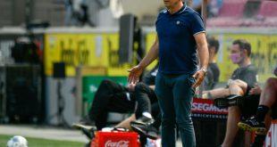 Horst Heldt setzt auf Ausdauer im Abstiegskampf