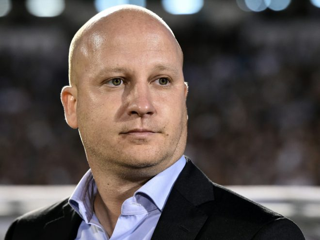Lok-Trainer Marko Nikolic