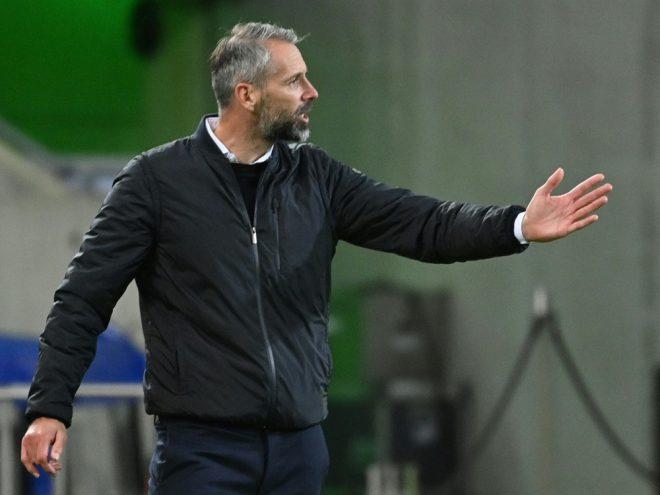 Marco Rose lobt sein Team trotz Ausgleich