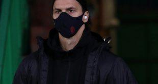 Zlatan Ibrahimovic ist jetzt Anti-Corona-Testimonial