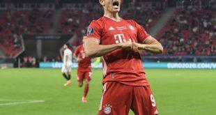Robert Lewandowski ist Fußballer des Jahres