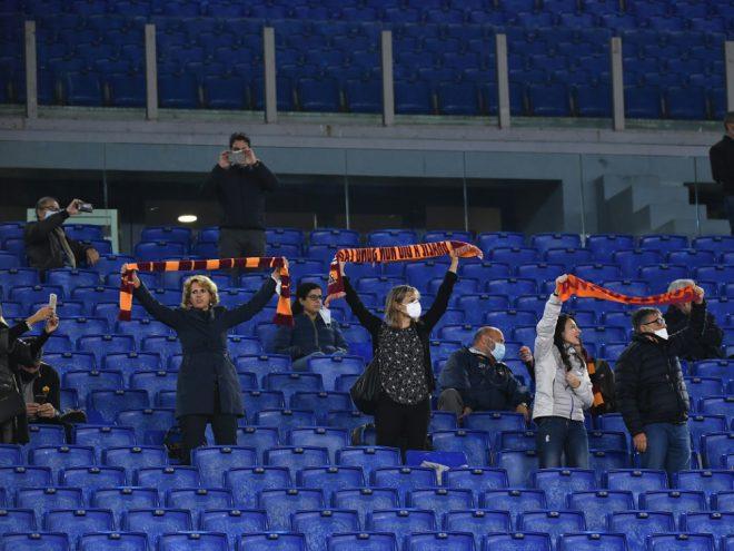 Fans werden in Italien wieder aus den Stadien verbannt