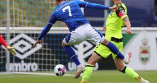 Mark Uth traf dreifach im Test gegen Paderborn