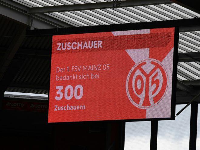 Mainz 05 stellt sich auf Verluste ein
