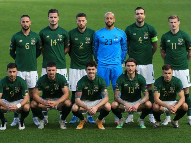Corona: Test-Chaos bei der irischen Nationalmannschaft