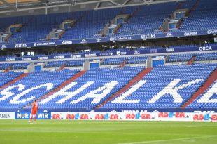 Gegen Stuttgart dürfen nur 300 Zuschauer ins Stadion