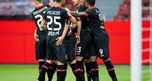 Bayer 04 spielt am Donnerstag gegen Slavia Prag