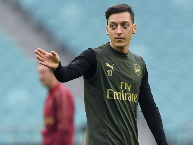 Özil wird dieses Jahr kein Ligaspiel mehr absolvieren