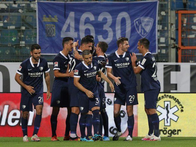 Der VfL Bochum bezwingt Erzgebirge Aue 2:0