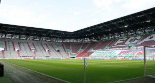 FC Augsburg: Heimspiel gegen Leipzig ohne Zuschauer