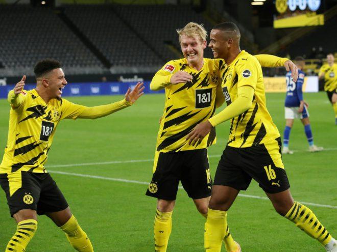 Borussia Dortmund schlägt Schalke im Revierderby