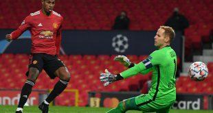 Leipzig hat bei Manchester United keine Chance