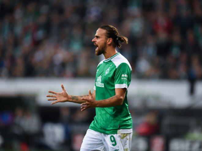 Harnik wird nicht mehr für Werder Bremen auflaufen