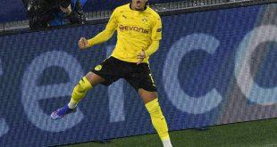 Jadon Sancho führt den BVB zum Sieg