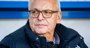 Werner Gegenbauer ist seit 2008 Hertha-Präsident