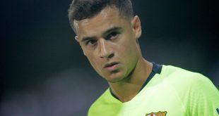 Barcelonas Philippe Coutinho fällt verletzt aus