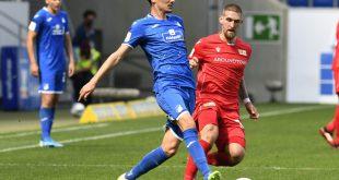 Benjamin Hübner (l.) spielt mit Hoffenheim europäisch