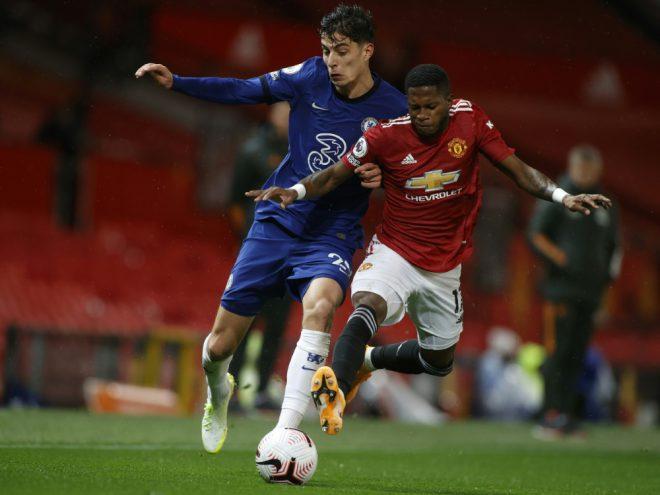 Kai Havertz verpasst mit Chelsea den Sieg