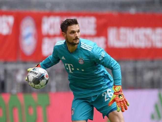 Sven Ulreich steht vor einem Wechsel zum Hamburger SV