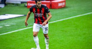 Der AC Mailand mit Hakan Calhanoglu verzeichnet Verluste