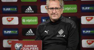 Hamren tritt von seinem Job als Trainer Islands zurück