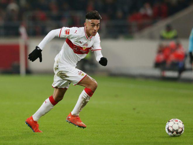 Stuttgart: Der VfB verlängert mit Gonzalez bis 2024