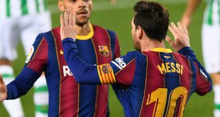 Messi führte Barca als Joker zum Sieg