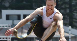 Markus Rehm ist Deutschlands Para Sportler des Jahres