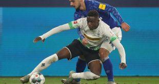 Gegen Gladbach gelang Schalke der bislang letzte Bundesliga-Sieg
